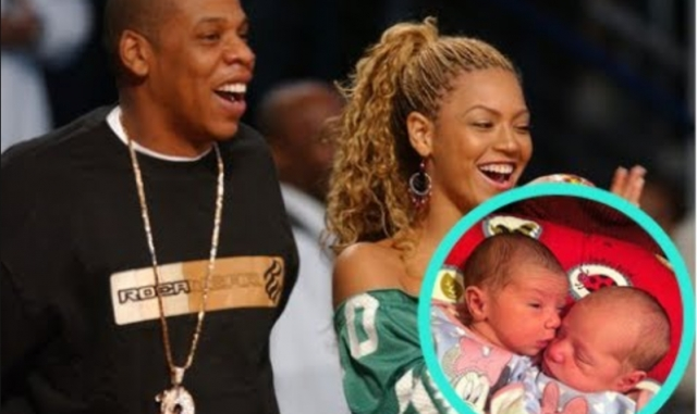 Beyonce New Pictures Surface Of Twins Sir And Rumi Carter