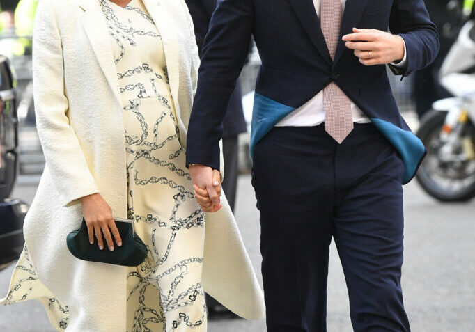 Mandatory Credit: Photo by Tim Rooke/REX/Shutterstock (10150461x) Meghan Duchess of Sussex, Prince Harry Commonwealth Day service at Westminster Abbey, London, UK - 11 Mar 2019